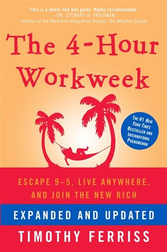 4 hour workweek cover tim ferris