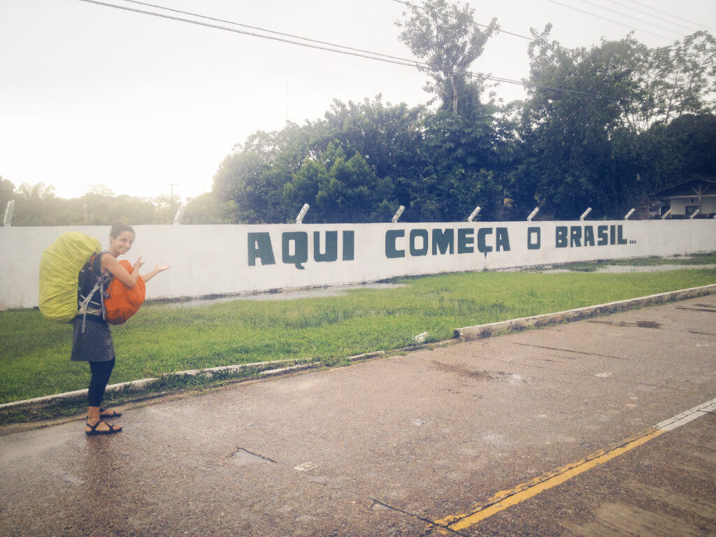 Our overland crossing from Colombia to Brazil