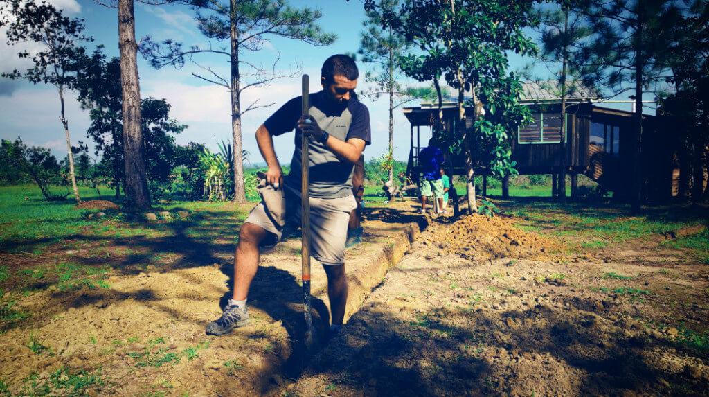 volunteering purpose travel responsibility