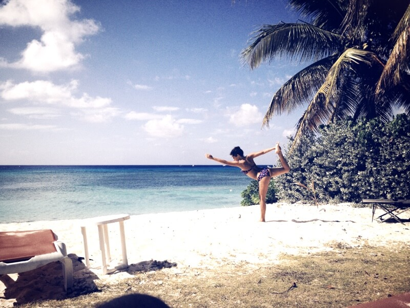 cayman islands beach life work jobs caribbean