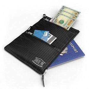 travel accessories hidden wallet money belt bra safe pouch