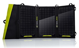 camping solar panel travel portable foldable energy renewable sustainability nomad