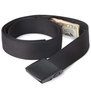 travel accessories hidden wallet money belt bra safe pouch