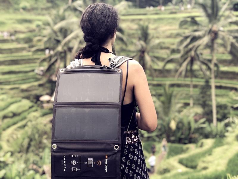zero waste travel no footprint nomad
