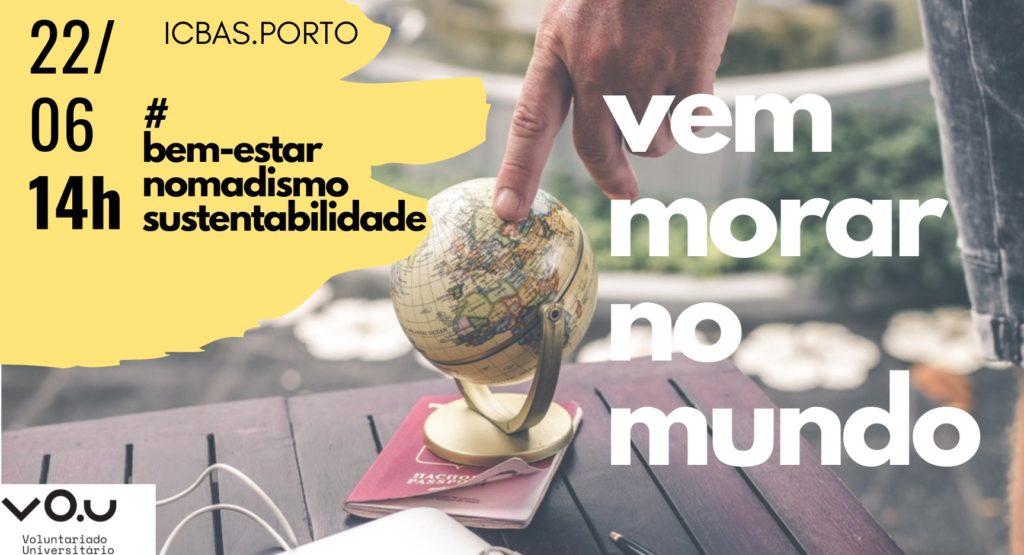 No Footprint Nomads Summit Portugal 2019